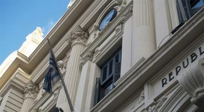 Fachada del Edificio Central de la Universidad de la República