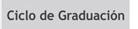Unidades Curriculares del Ciclo de Graduación - Plan de Estudio 2013