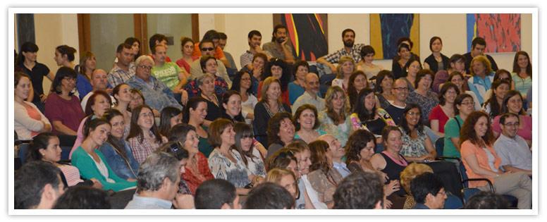Fotografía tomada en la Fiesta de Fin de año de la Facultad - 2012