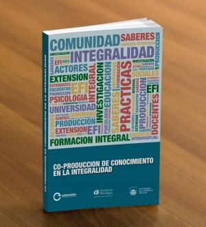 """Libro: """"Co-producción de conocimiento en la integralidad"""""""