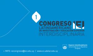 Convocatoria: presentación de resúmenes de propuestas, individuales, colectivas o mesas de ponencias sobre el trabajo interdisciplinario