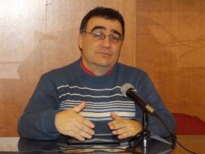 Javier Espíndola en Facultad de Psicología