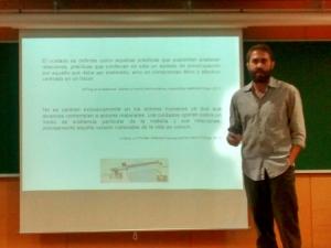 Ayud. Gonzalo Correa, Doctor por la Universitat Autònoma de Barcelona - España