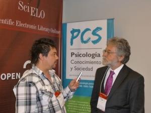 """Entrevista a Abel Packer, coordinador del Programa SCIELO (Revista """"Psicología, Conocimiento y Sociedad"""")"""