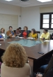 Primera reunión de la Asamblea del Claustro