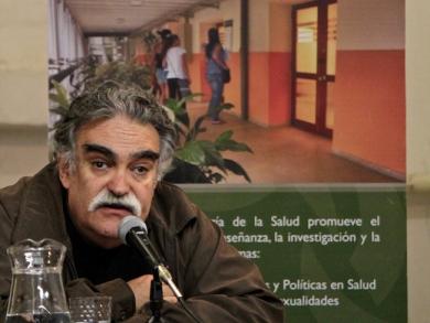 Victor Giorgi, coordinador Programa Psicología y DDHH