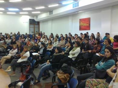 Conferencia Violación de los derechos reproductivos en el ámbito de la salud, a cargo del Dr. Roberto Castro. Marzo 2014