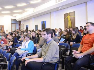 Panel Payasos y Salud, abril 2013