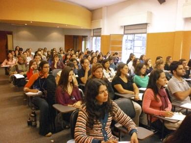 Taller sobre Aborto Legal dirigido a psicólogos/as. Junio 2013