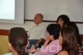 Estudiantes de la Universidad de Loja (Ecuador) en nuestra Facultad