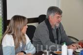 Visita de Prof. Dr. Gerardo Echeíta