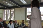 Dra. Josefina Rubiales, docente extranjera de visita en nuestra Facultad