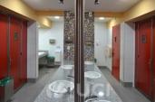 Baños inclusivos en la Facultad de Psicología