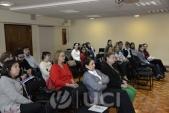 """La firma del convenio se concretó en el Salón de Actos """"Alba Roballo"""" del MEC"""