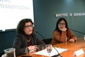 """Para Rosa Ángelo este convenio """"es un inicio para volver a encontrarnos y presentar resultados"""""""