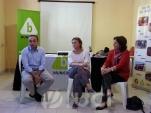 Taller Género y Salud en Municipio B a cargo de Alejandra López. Dic 2013