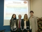 Asist. Denisse Dogmanas, Doctora por la Universidad de Salamanca (España)