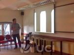 Defensa de tesis de la Maestría en Psicología Social: Nicolás Rodríguez