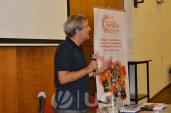 Rector Rodrigo Arocena en la Conferencia de Apertura