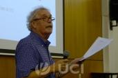 """Peter Spink en la Conferencia Abierta: """"La vulnerabilidad social e institucional de poblaciones ubicadas en áreas de riesgo"""""""