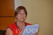 """Mary Jane Spink en la Conferencia Abierta: """"La vulnerabilidad social e institucional de poblaciones ubicadas en áreas de riesgo"""""""