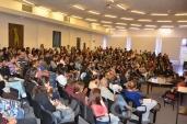 Actividades de Bienvenida a la Generación 2013