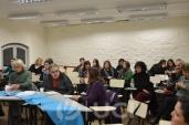 Defensa de tesis de la Maestría en Derechos de Infancia y Políticas Públicas: María Rosa Fernandez Moar
