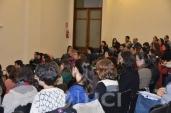 Acto inaugural de las Maestrías, cohorte 2013