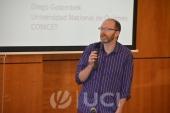 El Doctor en Biología Diego Golombek visitó Facultad de Psicología