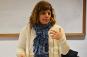 """Curso """"Intervención en violencia familiar"""" a cargo de la Prof. Silvia Rovira"""