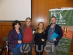 Invitados y Coordinadora de Programa en el I Ciclo de Coloquios: Adolescencia y Juventud. Programa Desarrollo psicológico y Psicología Evolutiva. Mayo 2014