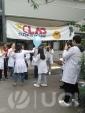 Estudiantes de Odontología visitaron la Facultad en la Semana de la Salud Bucal