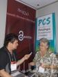 """Psicología, Conocimiento y Sociedad en conferencia """"Scielo 15 años"""" -San Pablo, Brasil-"""