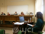 Profa. Agda. Ana Hounie, Doctorada por la Universidad Complutense de Madrid (España)