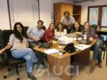 Equipo de investigación proyecto V.I.V.O con el Dr. Pau Pérez (Univ. Compultense de Madrid) 2012