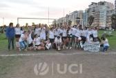 """Campeonas de la """"Copa Oro Interfacultades de fútbol femenino"""""""