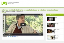 Informe Multidisciplinario contra la baja de la edad de imputabilidad penal