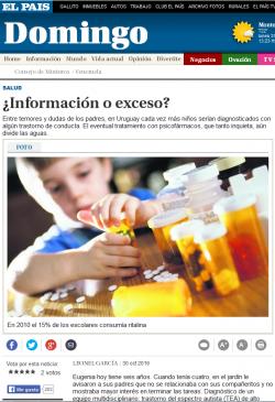 """""""¿Información o exceso?"""""""