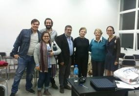 Equipo Facultad y Representantes ALMA Argentina