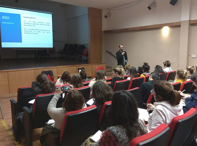 Conferencia del Asist. Dr. Daniel Camparo