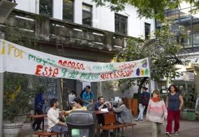 Elecciones Universitarias 2018. 09/05/2018. Foto: Richard Paiva-UCUR.
