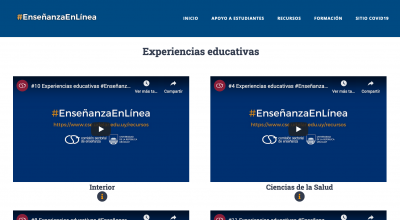 Experiencias educativas
