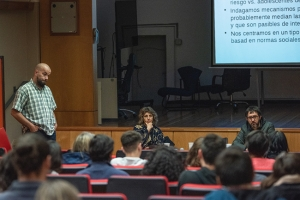 Conferencia del Dr. Ricardo Pautassi